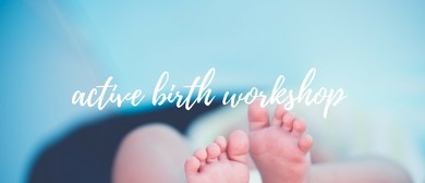 3-Hour Active Birth Yoga Workshop