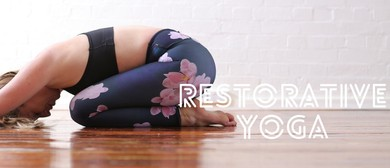 2-Hour Restorative Yoga Workshop