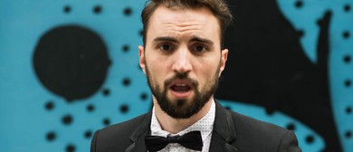 Simon Taylor – Right Now – Melbourne Int'l Comedy Festival