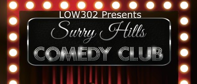 Surry Hills Comedy Club