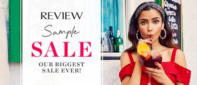 Review Sample Sale