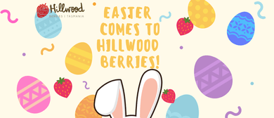 Easter Comes to Hillwood Berries