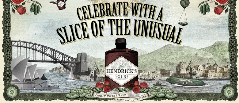 Hendricks Gin – Cucumber Exchange Launch