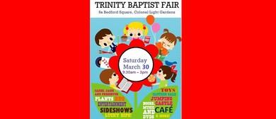 Trinity Baptist Fair