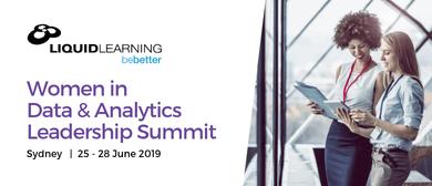 Women In Data & Analytics Leadership Summit