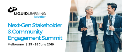 Next-Gen Stakeholder & Community Engagement Summit