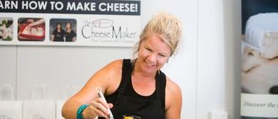 Haloumi Cheese Making Course