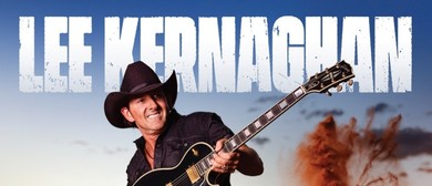 Lee Kernaghan – Backroad Nation Tour