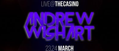 The Reef Hotel Casino presents Andrew Wishart
