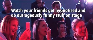 Gerard V Comedy Hypnotist