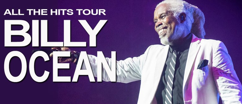 Billy Ocean – All The Hits Tour