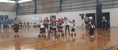 Juniour Roller Derby Games Day – Bout Time