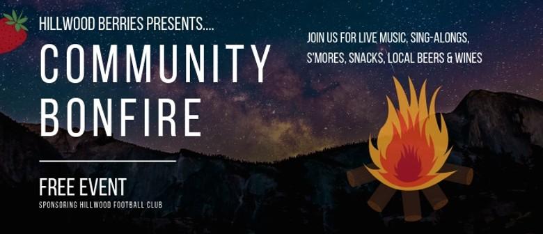 Community Bonfire