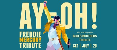 Freddie Mercury Tribute Show