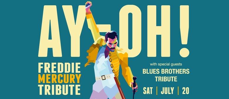 Freddie Mercury Tribute Show