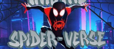 Spider-Man Graffiti Art Workshop