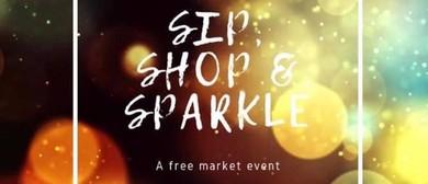 Sip, Shop & Sparkle