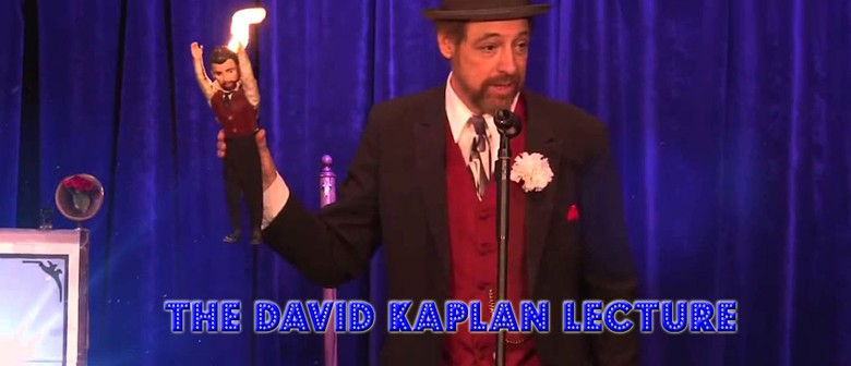 David Kaplan Lecture