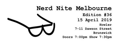 Nerd Nite Edition 36