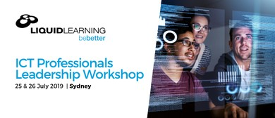 ICT Professionals Leadership Workshop
