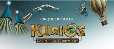 Cirque du Soleil: Kurios – Cabinet Of Opportunities
