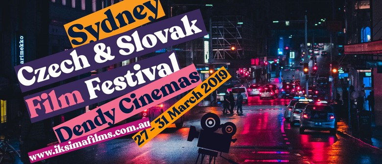 Sydney 2019 Czech and Slovak Film Festival