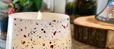 Pop Up: Handmade Candles & Custom Painted Pet Portraits