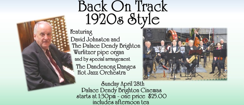 Back on Track 1920s Style
