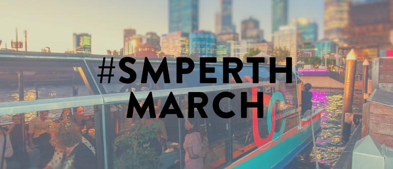 #SMPerth March – Drinks for Perth Social Media