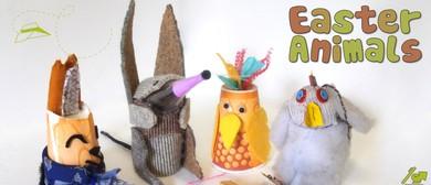 Easter Animals – Children's Eco Art Workshops