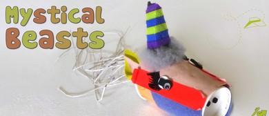 Mystical Beasts – Children's Eco Art Workshop