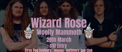 Wizard Rose Debut Album Launch