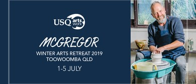 McGregor Winter Arts Retreat 2019