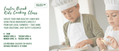 Easter Kids Cooking Classes