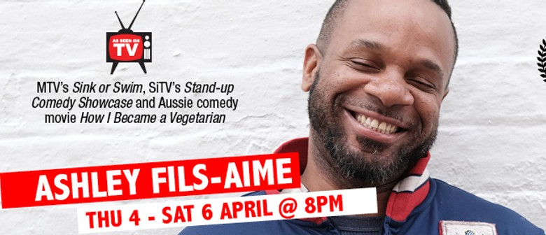 Stand Up Comedy With Ashley Fils-Aime