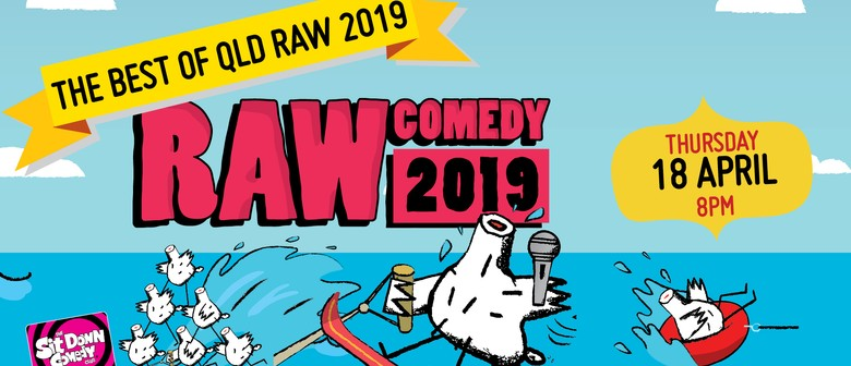 Best of QLD RAW Comedy 2019