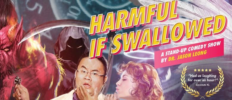 Jason Leong: Harmful If Swallowed