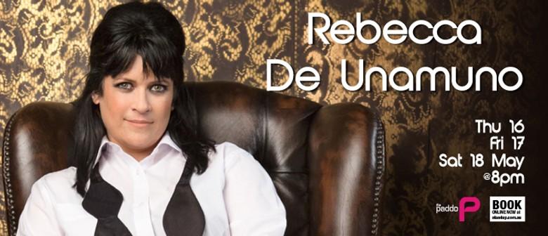Stand Up Comedy With Rebecca De Unamuno