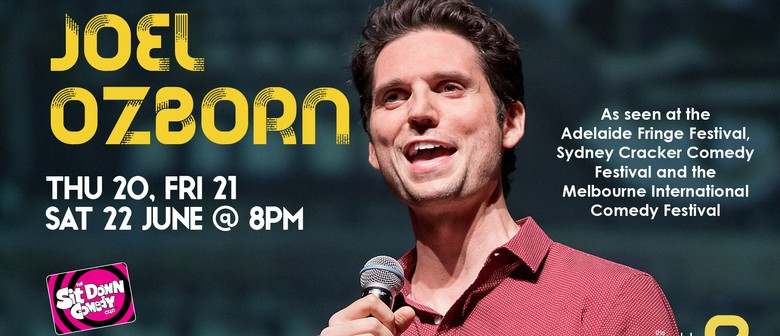 Stand Up Comedy With Joel Ozborn