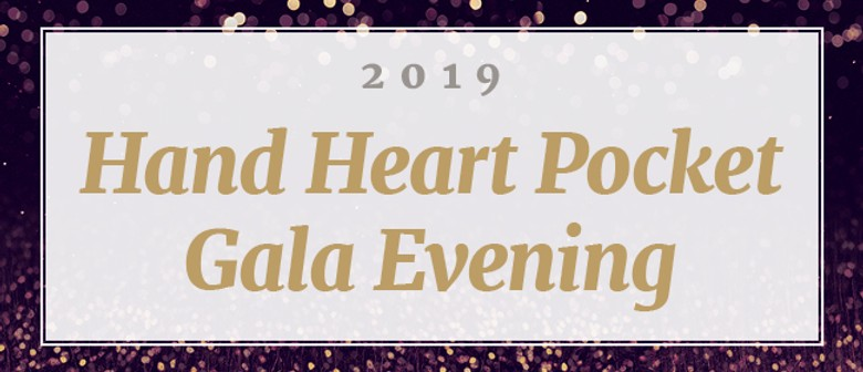 Hand Heart Gala Evening
