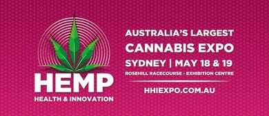 Hemp Health and Innovation Expo Sydney
