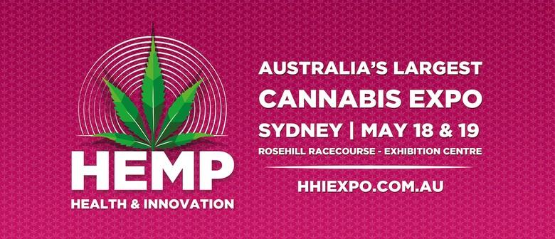 Hemp Health and Innovation Expo Sydney