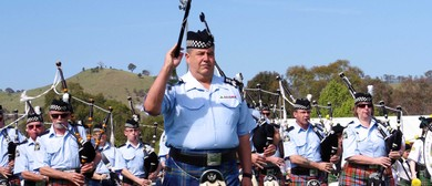 The Canberra Burns Club Highland Gathering 2019