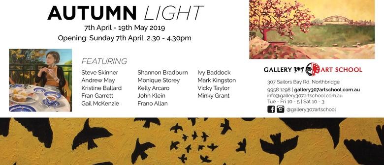 Autumn Light Exhibition