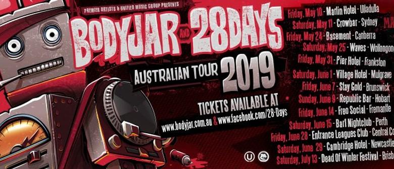 Bodyjar – 28 Days