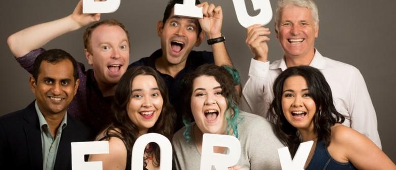 Improv Comedy Class – Improv Fundamentals Sundays Term 2