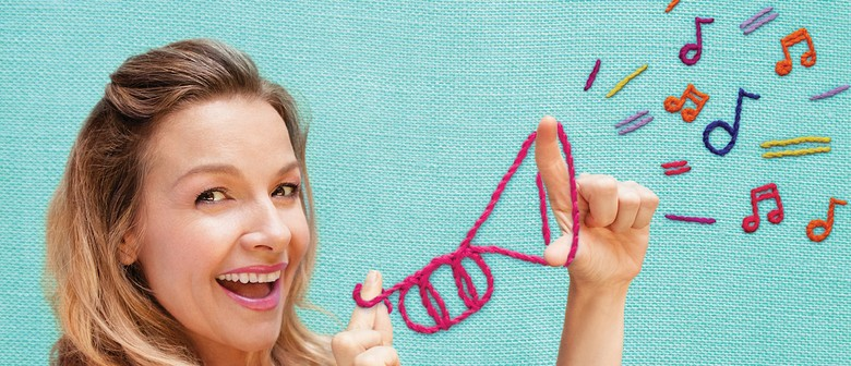 Justine Clarke's Big Jazz Adventure