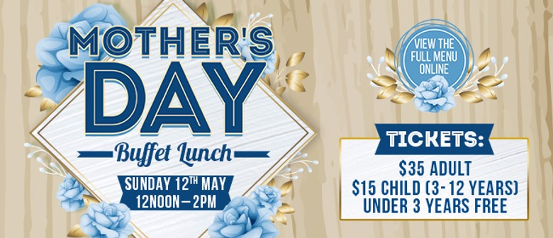 Mother's Day Buffet Lunch
