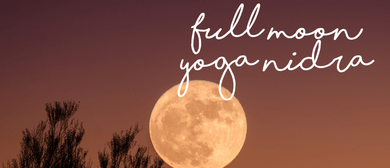 Full Moon Yoga Nidra