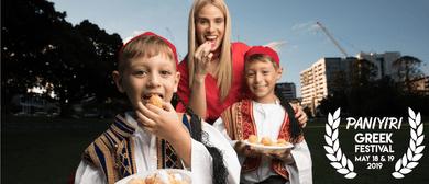 Paniyiri Greek Festival 2019